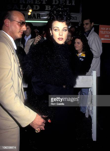 Debi Mazar during Premiere of 'Casino' at Coronet Theater in New York City New York United States