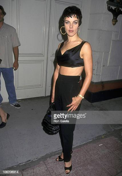 Debi Mazar during Premiere of 'The Full Monty' at Mann Festival Theatre in Westwood California United States