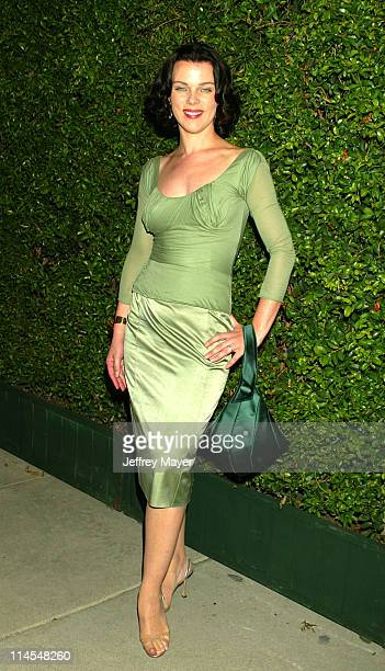 Debi Mazar during Stella McCartney Los Angeles Store Opening Arrivals at Stella McCartney Store in Los Angeles California United States