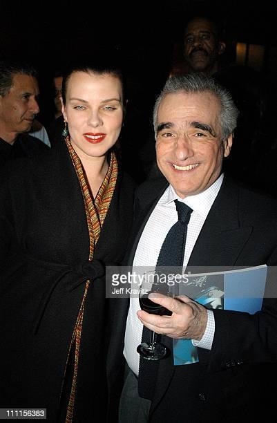 Debi Mazar & Martin Scorsese during UCLA Tribute to Martin Scorsese at Directors Guild of America in Los Angeles, CA, United States.