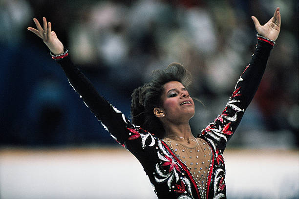 CHE: 21st March 1986 - Debi Thomas Wins World Figure Skating Championships
