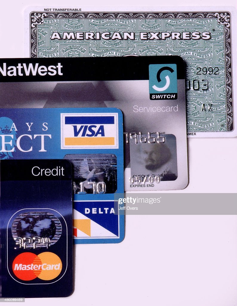 Debit And Credit Cards, Visa Barclays Connect Natwest Switch ...