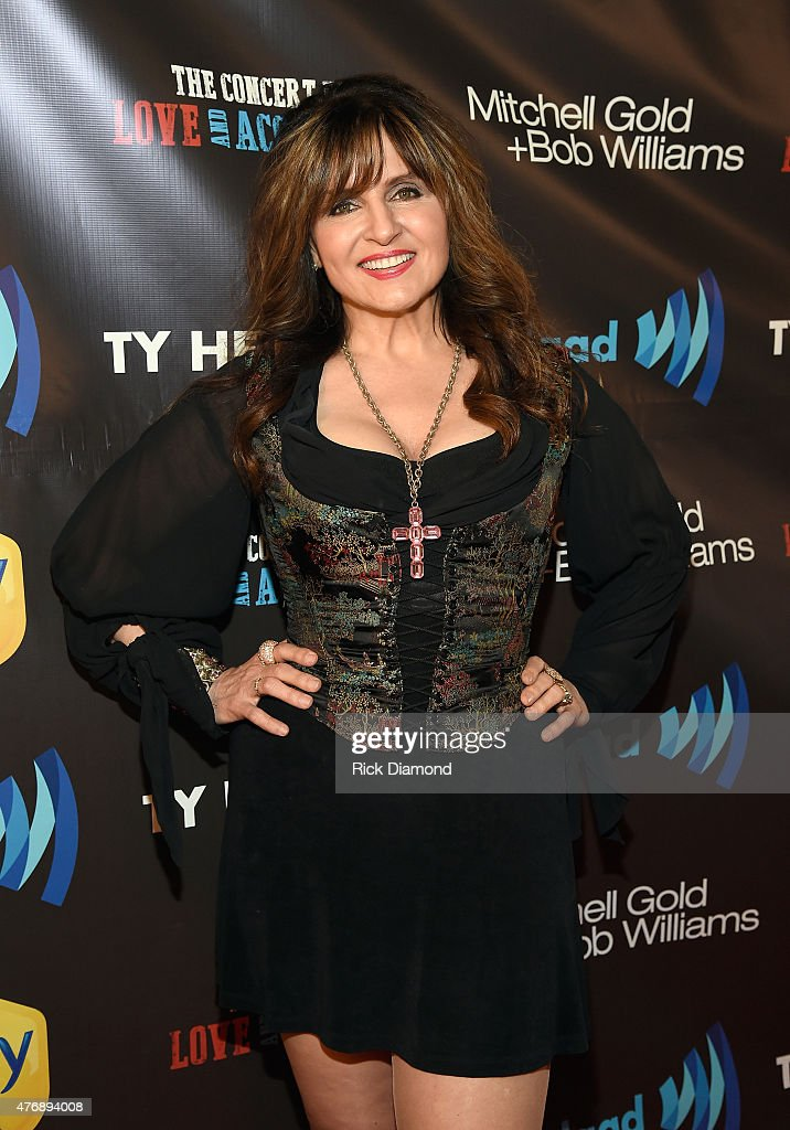 Deborah Allen attends The Concert For Love And Acceptance at City Winery Nashville on June 12, 2015 in Nashville, Tennessee.
