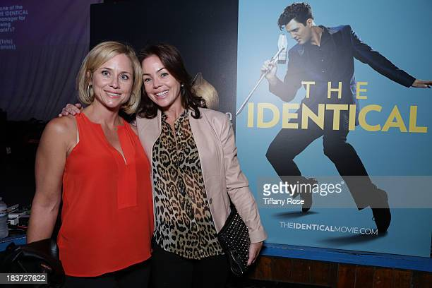Deborah and Sherry Driggs attend The Identical at The Troubadour on October 8 2013 in Los Angeles California