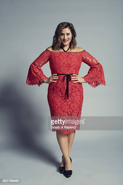 Deborah Baker Jr poses for a portrait at the 2017 People's Choice Awards at the Microsoft Theater on January 18 2017 in Los Angeles California