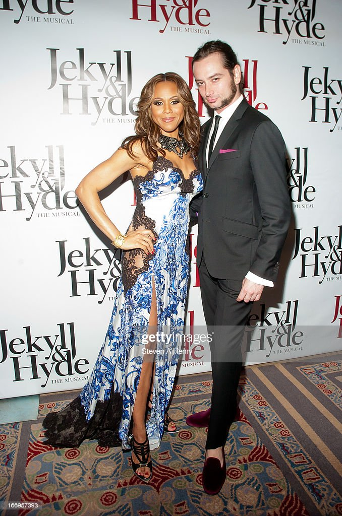 """Jekyll & Hyde The Musical"" Broadway Opening Night - After Party"