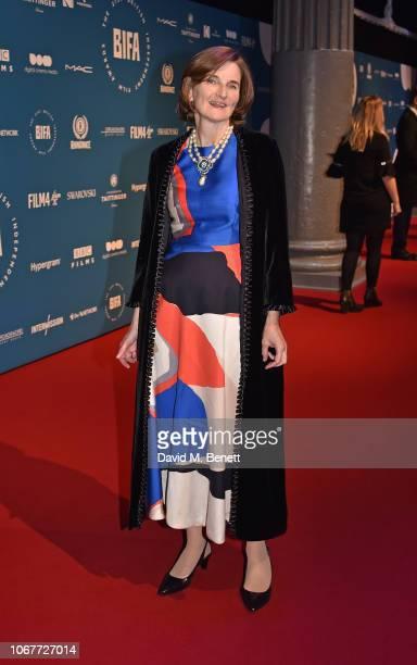 Deborah Davis attends the 21st British Independent Film Awards at Old Billingsgate on December 2 2018 in London England
