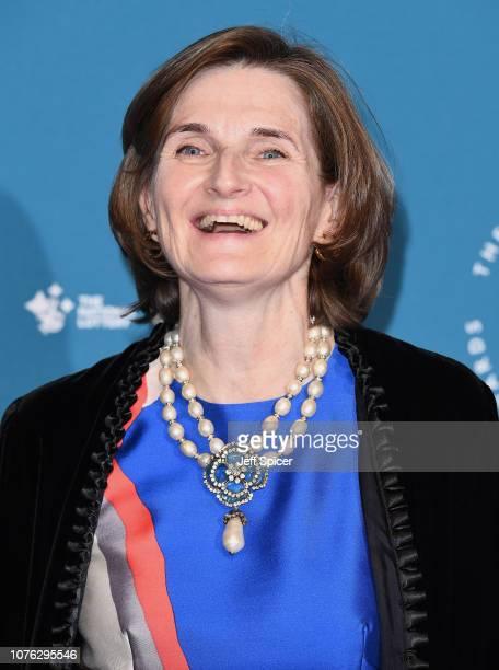 Deborah Davis attends the 21st British Independent Film Awards at Old Billingsgate on December 02 2018 in London England