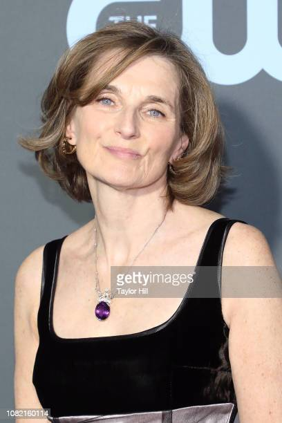 Deborah Davis attends The 24th Annual Critics' Choice Awards at Barker Hangar on January 13 2019 in Santa Monica California