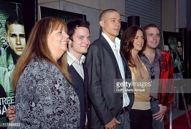 Deborah Del Prete producer Elijah Wood Charlie Hunnam Lexi Alexander director and Terence Jay