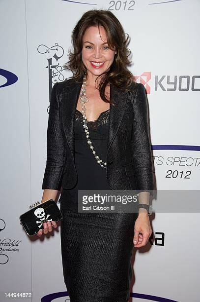Deborah Drigss attends the 2012 Sports Spectacular VIP After Party at XBar on May 20 2012 in Century City California