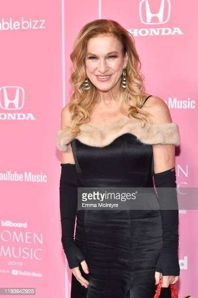Deborah Dugan attends Billboard Women In Music 2019 presented by YouTube Music on December 12 2019 in Los Angeles California