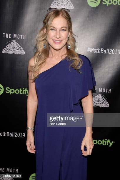 Deborah Dugan attends the A Wrinkle In Space And Time The 2019 Moth Ball honoring Roxane Gay at Capitale on June 04 2019 in New York City