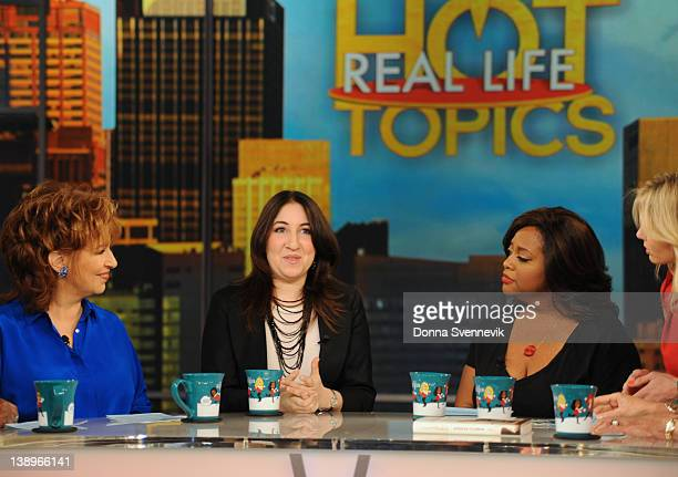 THE VIEW Deborah Feldman appeared live today on The View The View airs MondayFriday on the Walt Disney Television via Getty Images Television Network...