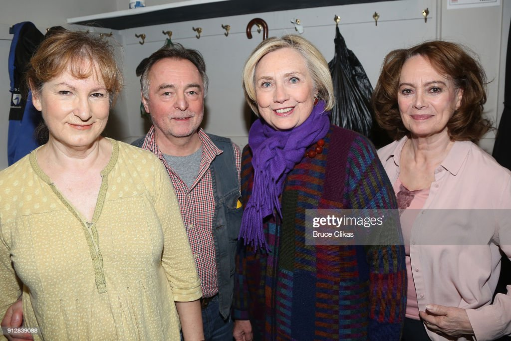 Image result for images hillary clinton the children broadway