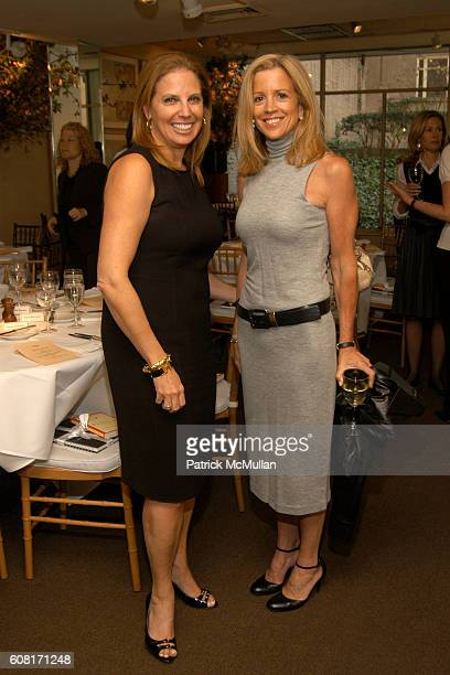 Deborah Fine and Jane Hansen attend DEBORAH FINE ARIANNA HUFFINGTON Celebrate Launch of iVillage Cares and Paperback Release of ON BECOMING FEARLESS...