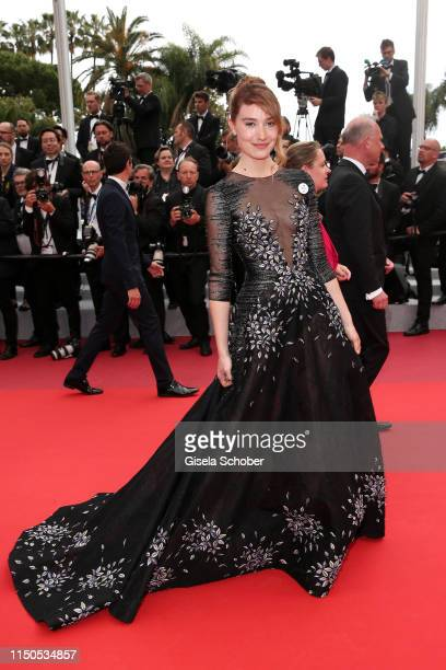 "Deborah Francois attends the screening of ""La Belle Epoque"" during the 72nd annual Cannes Film Festival on May 20, 2019 in Cannes, France."
