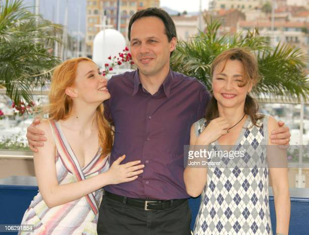 Deborah Francois Denis Dercourt and Catherine Frot