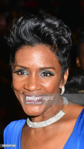 Deborah Gaither Momma Dee Bryant mother of Lil Scrappy attends the 4th Annual Mother's Day Experience at James L Knight Center on May 14 2017 in...