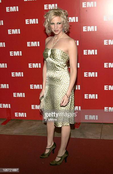 Deborah Gibson during 2005 EMI Post GRAMMY Awards Party in Los Angeles CA United States