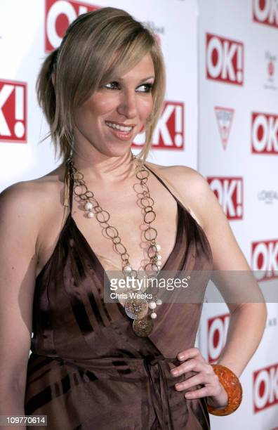 Deborah Gibson during Ok Magazine US Debut Launch Party at LAX in Los Angeles California United States