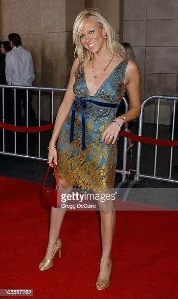 Deborah Gibson during The Ten Commandments Opening Night at Kodak Theatre in Los Angeles CA United States
