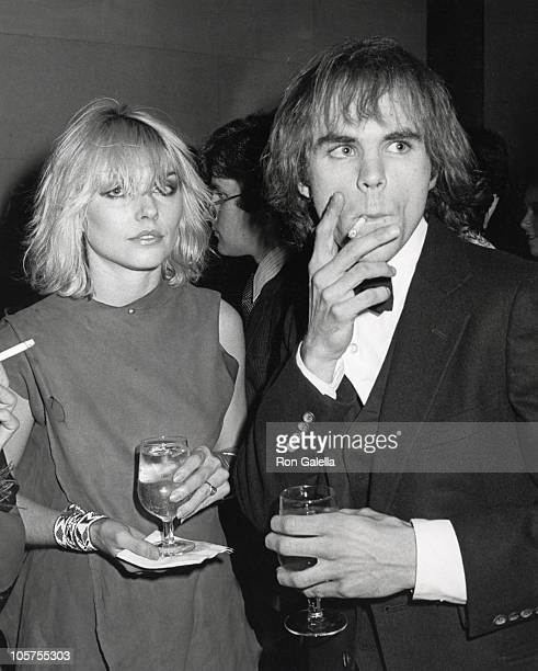 Deborah Harry and Guest during Costume Institute Gala Presents 'Fashions of The Hapsburg Era' at Metropolitan Museum of Art in New York City New York...