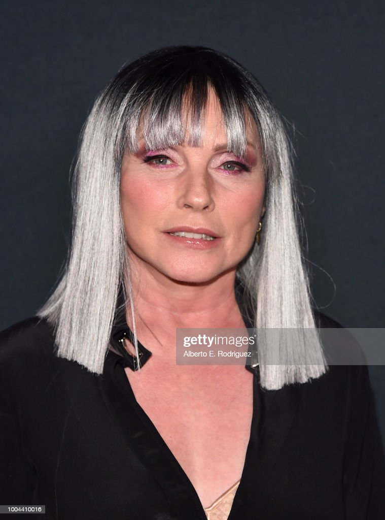 Deborah Harry attends the Academy Presents 'Hairspray' (1988) 30th Anniversary at the Samuel Goldwyn Theater on July 23, 2018 in Beverly Hills, California.