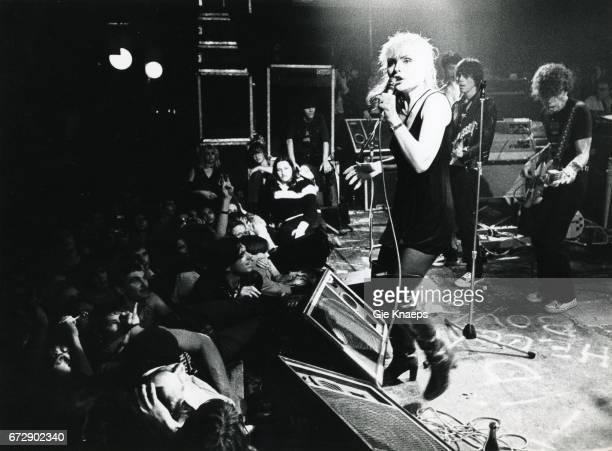 Deborah Harry Blondie Paradiso Amsterdam Nederland