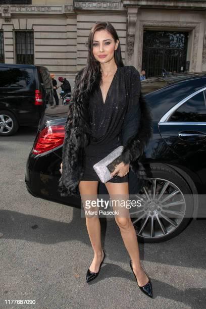 Deborah Hung attends the Elie Saab Womenswear Spring/Summer 2020 show as part of Paris Fashion Week on September 28 2019 in Paris France
