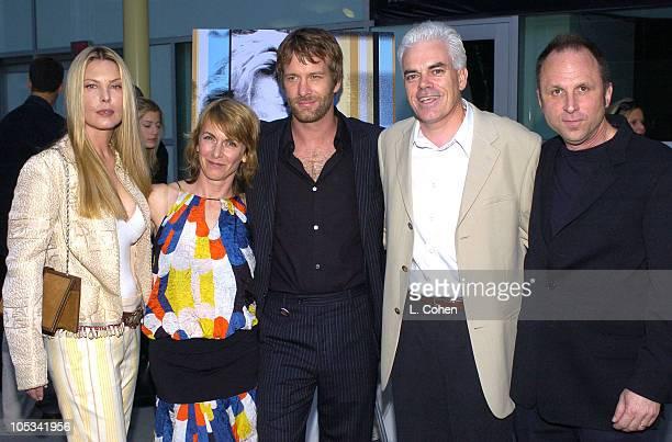 Deborah Kara Unger Bronwen Hughes Tom Jane Chris Ball of New Market Films and Bob Berney