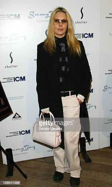 Deborah Kara Unger during 2004 Park City ICM and Samy Boy Entertainment present SHELTER in Park City at Village at the Lift in Park City Utah United...