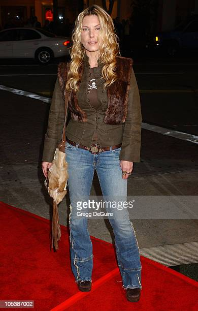 Deborah Kara Unger during A Love Song for Bobby Long Los Angeles Premiere Arrivals at Mann Bruin Theatre in Westwood California United States