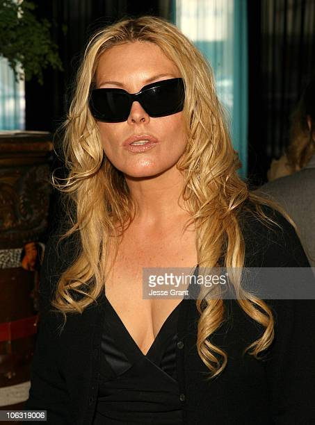 Deborah Kara Unger during Red Carpet '06 Suite at Scandia in West Hollywood CA United States