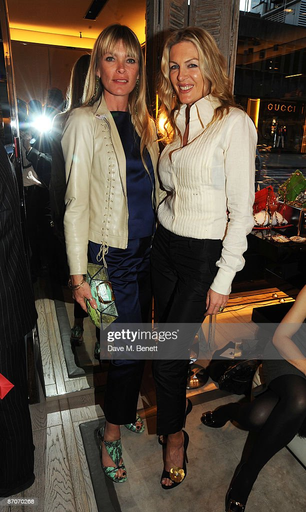 Roger Vivier Party In Aid Of The Warrior Programme : News Photo