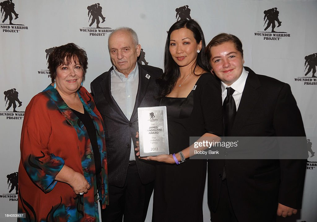 Wounded Warrior Project Carry Forward Awards - Show : News Photo