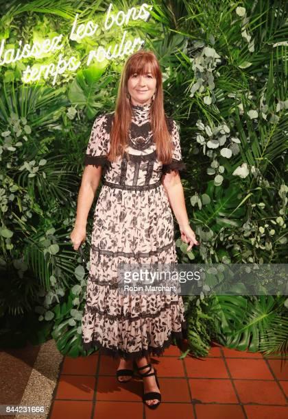 Deborah Lloyd attends Kate Spade Presentation during New York Fashion Week on September 8 2017 in New York City