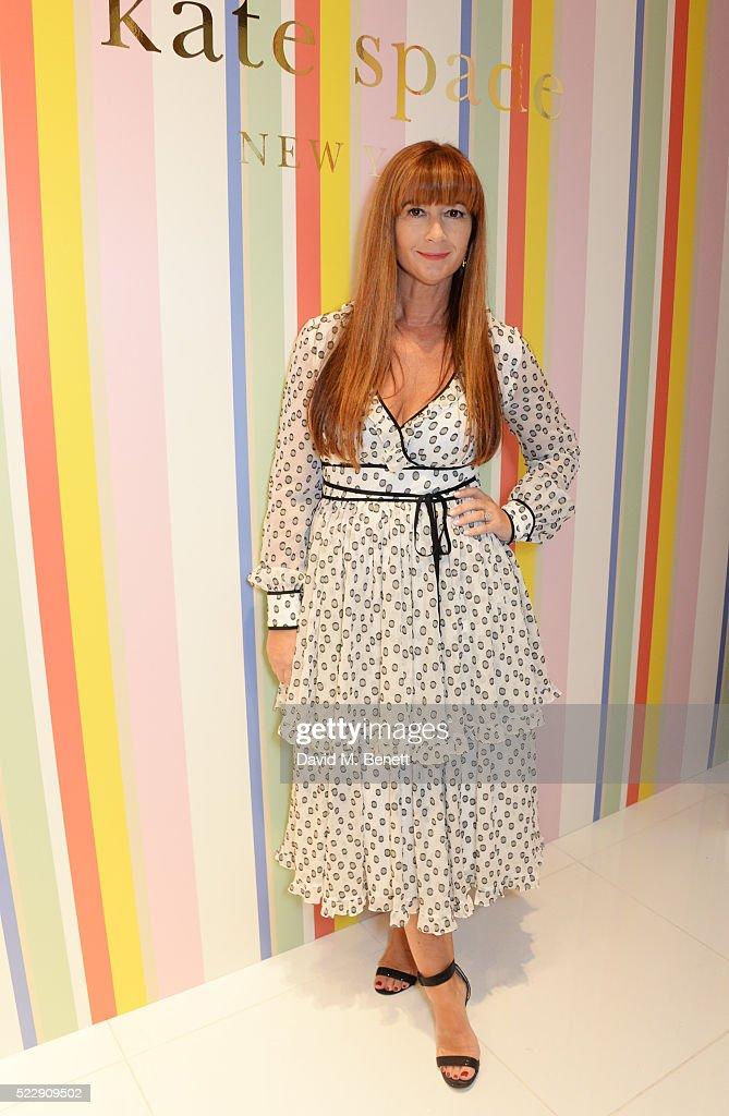 Kate Spade New York 182 Regent Street Store Opening 2016