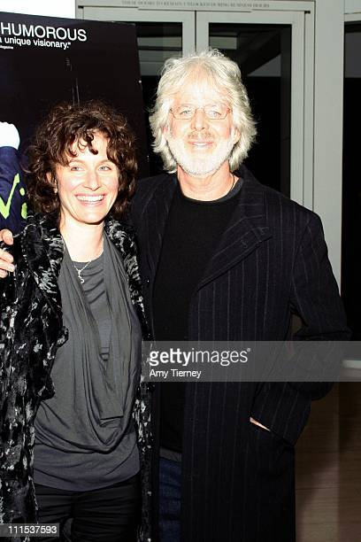 Deborah Lynn and Charles Shyer during Absolute Wilson Los Angeles Premiere December 10 2006 at Museum of Television and Radio in Los Angeles CA...