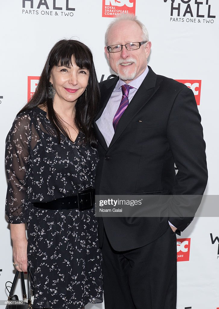 """Wolf Hall"" Opening Night - Arrivals"