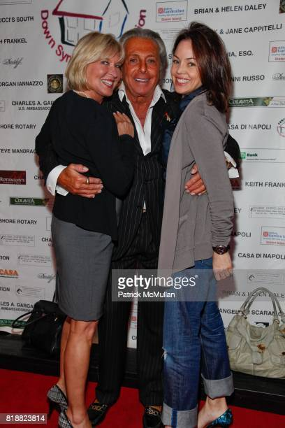 Deborah Neilson Gianni Russo and Deborah Driggs attend Gianni Russo Honors the Supporters of TERI'S HOUSE at Rothmann's Steakhouse on April 12th 2010...