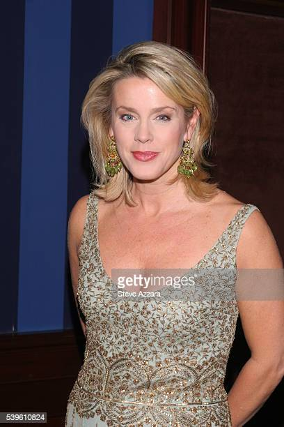 Deborah Norville at the Thurgood Marshall Scholarship Fund Dinner in New York City