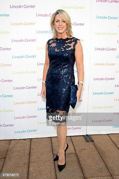 Deborah Norville attends the Lincoln Center Spring Gala honoring The Hearst Corporation at Lincoln Center on May 11 2015 in New York City