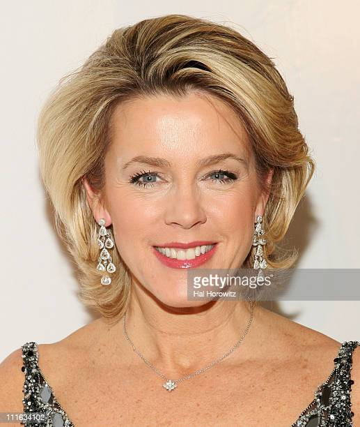 Deborah Norville during 2006 Gala of The New York Society for the Prevention of Cruelty to Children at Pierre Hotel in New York City New York United...