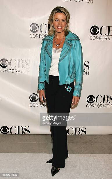 Deborah Norville during CBS/Paramount/UPN/Showtime/King World 2006 TCA Winter Press Tour Party - Arrivals at The Wind Tunnel in Pasadena, California,...