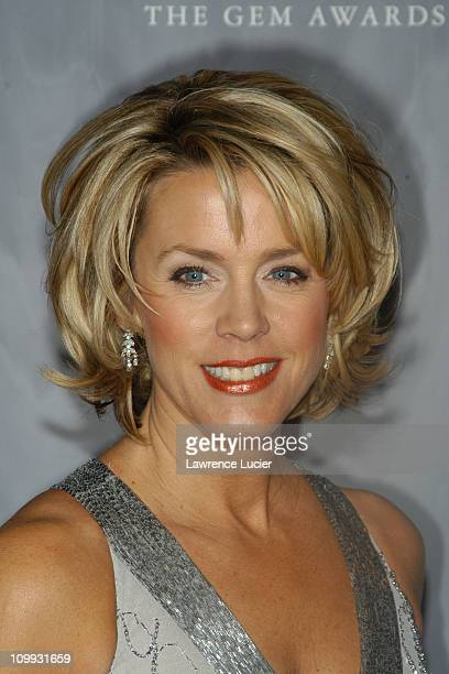 Deborah Norville during Jewelry Information Center 2nd Annual Gem Awards at Cipriani 42nd St in New York City New York United States