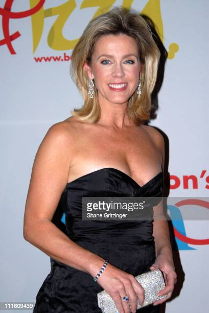 Deborah Norville during Rubicon's 'Ben and Izzy' Gala with Special Host Her Majesty Queen Rania AlAbdullah of Jordan at The Metropolitan Museum Of...