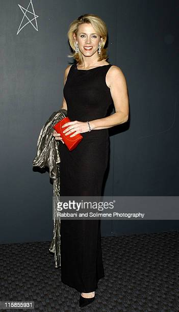 Deborah Norville during School of American Ballet Hosts An Enchanted Evening at Jazz at Lincoln Center in New York New York United States