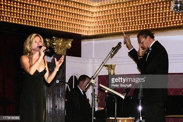 Deborah Sasson Peter Moss Matthias Suschke Konzert Kaisersaal ARDShow Zauberhafte Heimat MittelmeerKreuzfahrt Kreuzfahrtschiff Schiff Auftritt Bühne...