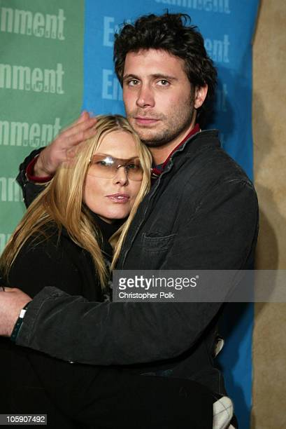 Deborah Unger and Jeremy Sisto during 2004 Sundance Film Festival Entertainment Weekly Annual Party at 350 Main Street in Park City Utah United States